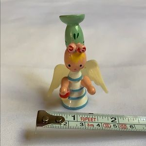 "3"" angel Figurine Christmas tree decoration"